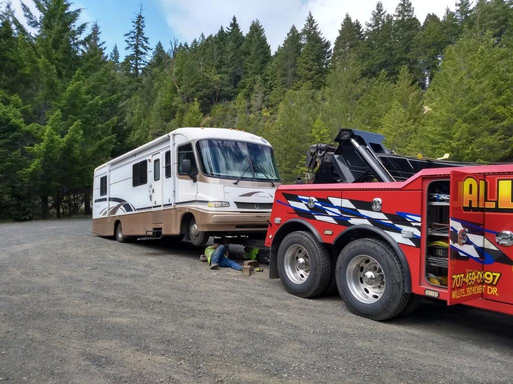 Do you really need RV roadside assistance? - The Frugal Humanist